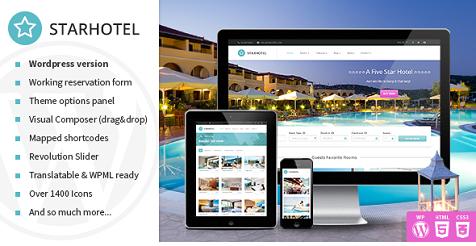 Creatie Website Hotel